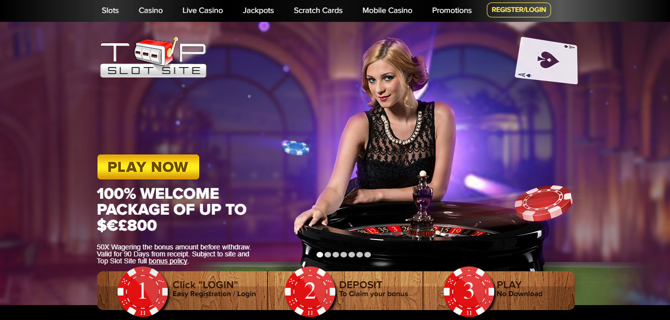 Best Online Slot Sites UK 2019