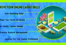 improve your online casino skills