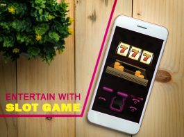 entertain with slot games