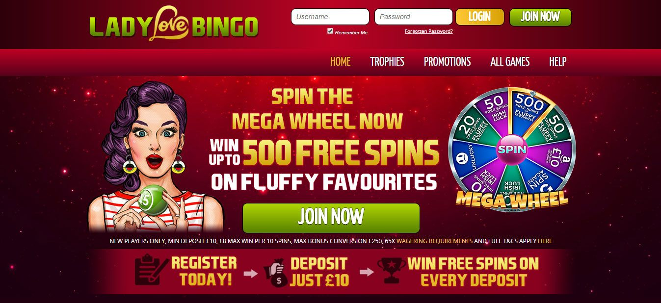 500 FREE Spins On Fluffy Favourites